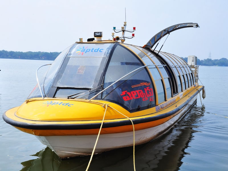 Boating Operations Management System - AP Tourism